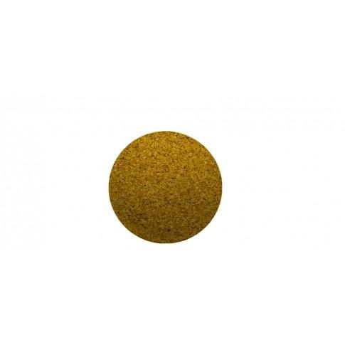 11 bolas corcho amarillo barato