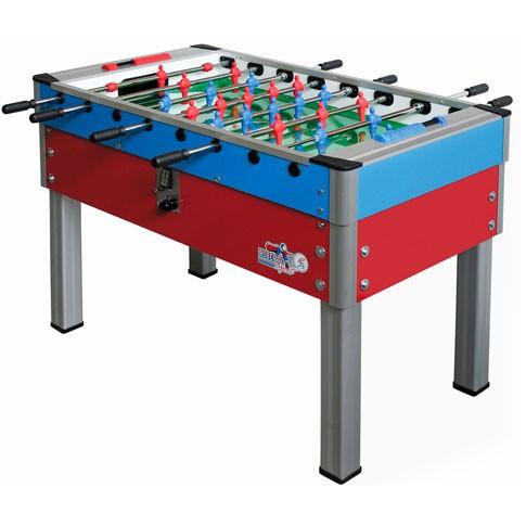 compra futbolin new camp azul rojo roberto sport