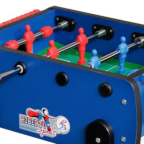 comprar futbolin color azul roberto sport