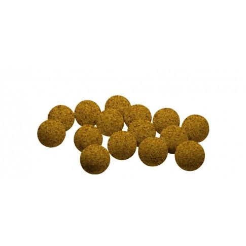 bolas corcho amarillo barato