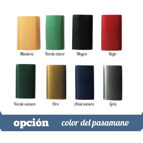 color pasamano