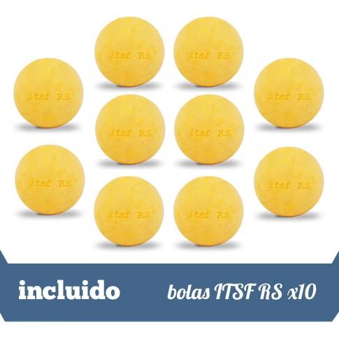 10 bolas ITSF RS