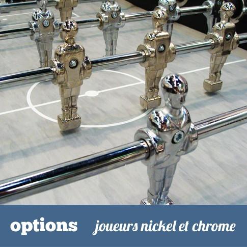 joueurs chrome nickel stella blanc